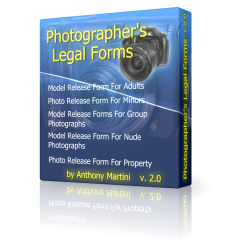Photographer's Legal Forms
